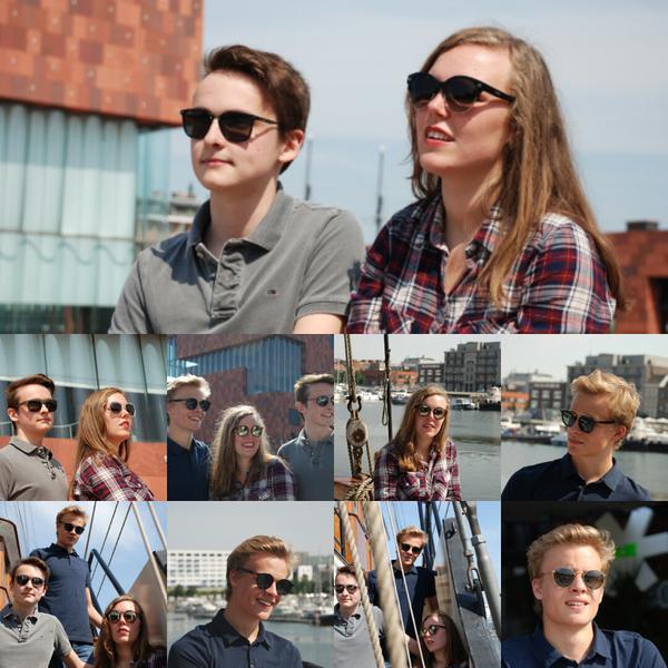Mooie mensen, Coole brillen, Ray ban, Calvin Klein, Opticien, Optiek, Antwerpen, Eilandje, zonnebrillen, brillen, optische monturen, eyewear, Lacoste, Chloe, g-star